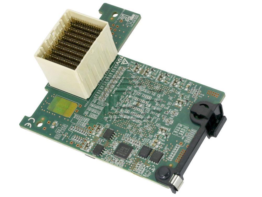 Lot of 4 Dell Qlogic QME2572 8Gb Fibre Mezzanine Card MPW51//W7KT8//2H47D//YKR24