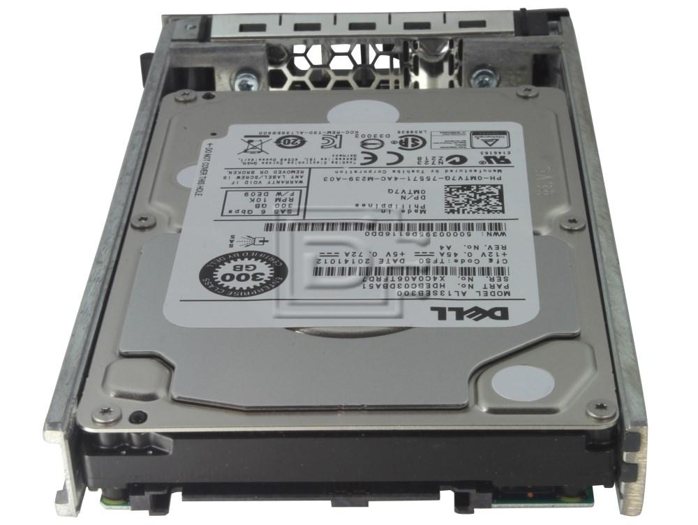 Dell 341-9874 960NX 0960NX SAS / Serial Attached SCSI Hard Drive image 3