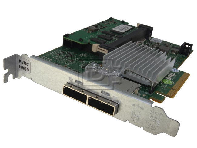Dell 342-1193 NH118 0NH118 N743J 0N743J 087V49 87V49 D90PG 0D90PG SAS / Serial Attached SCSI RAID Controller Card image 6