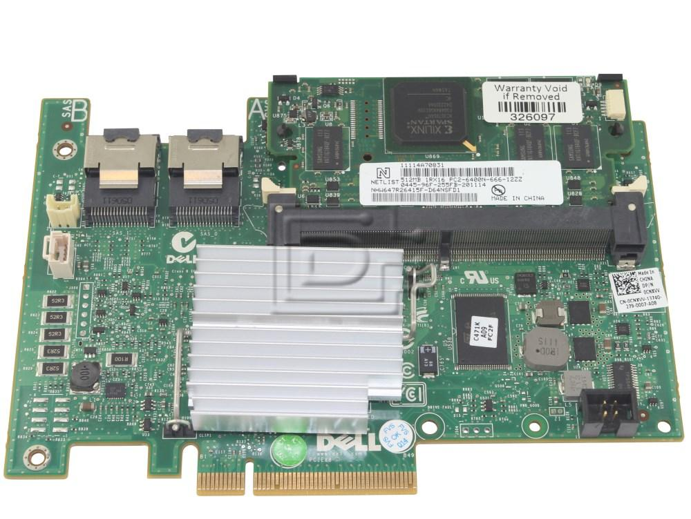 0R374M Dell Perc H700 342-1198 Sas Integrated Raid Controller Renewed