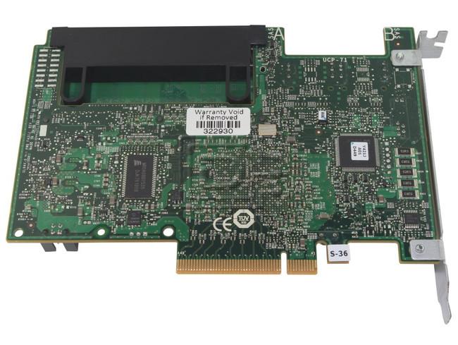 Dell PERC H700 342-1609 K883J 512MB SAS PCI-e Adapter RAID Controller