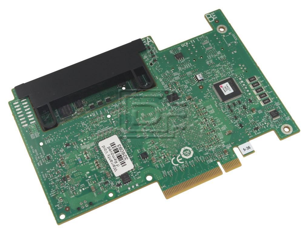 Dell 342-1622 HCR2Y 0HCR2Y 1J8JJ 01J8JJ 39H7H 039H7H SAS / Serial Attached SCSI RAID Controller Card image 3