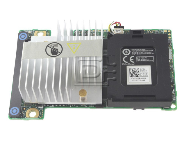 Dell 342-3534 405-12263 8R03D 08R03D 405-12265 5CT6D 05CT6D SAS / Serial Attached SCSI RAID Controller Card 342-3534 H710 image
