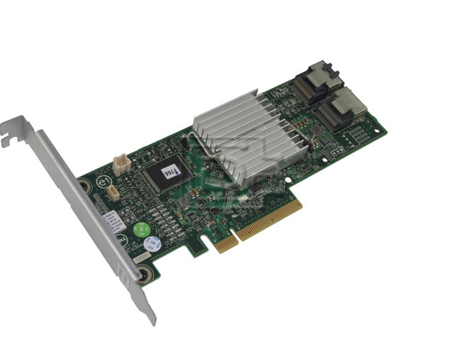 Dell 342-4047 0HV52W HV52W 3P0R3 03P0R3 SAS / Serial Attached SCSI RAID Controller Card image 1