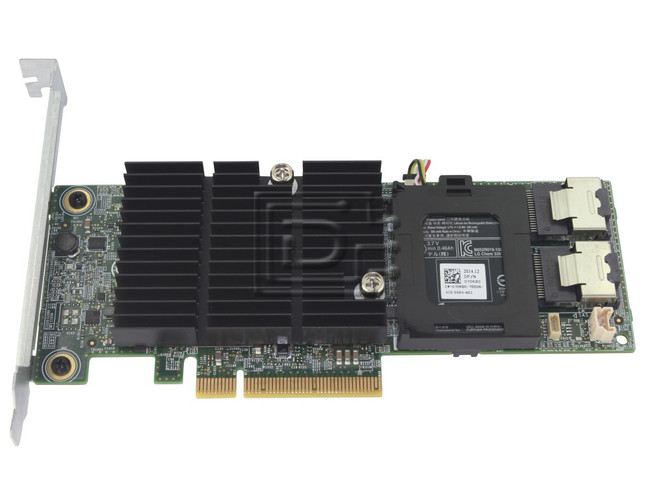 Dell 342-4203 VM02C 0VM02C 8PX3M 08PX3M SAS / Serial Attached SCSI RAID Controller Card H710 image 1
