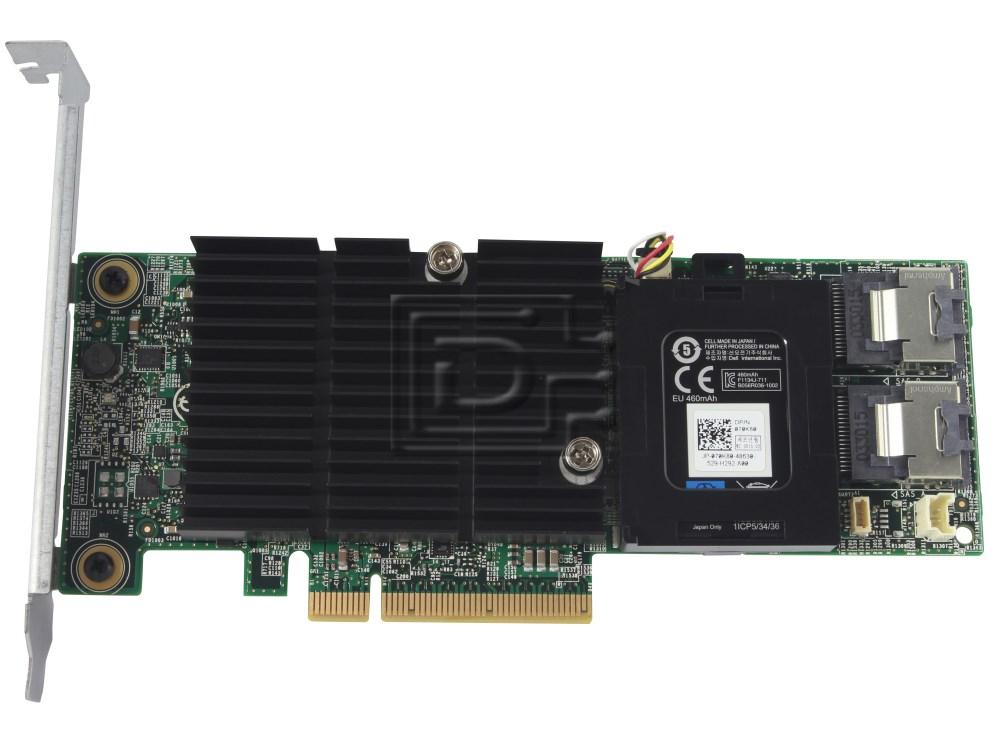Dell 342-4204 / 463-6131 PERC H710P PCIe 1GB Full Height RAID Controller