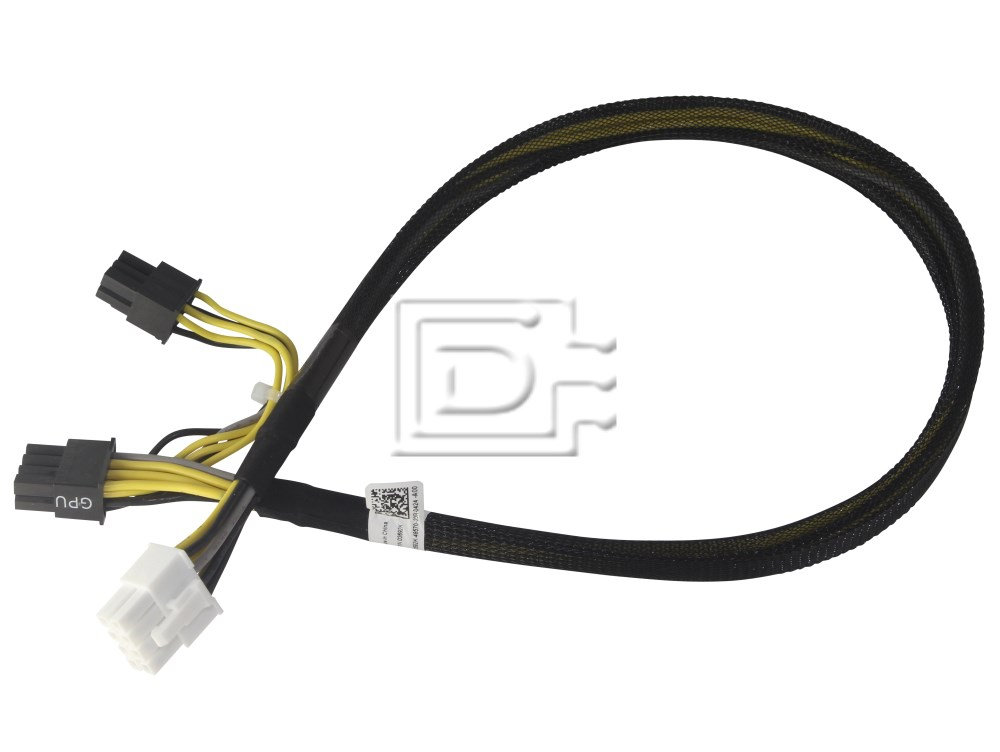 Dell 3692K 03692K Dell GPU Power Cable image 1