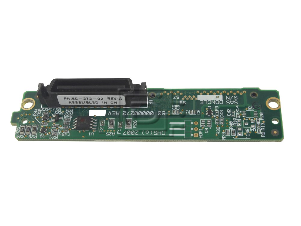 HEWLETT PACKARD 371595-001 60-272-02 60-226-02 HP 371595-001 SAS to Fiber Channel FC Dongle Interposer Converter Board image 1
