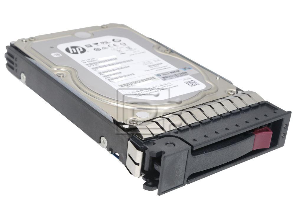 HEWLETT PACKARD 507616-B21 507618-004 9JX248-035 MB2000FAMYV 507613-002 SAS Hard Drive image 1
