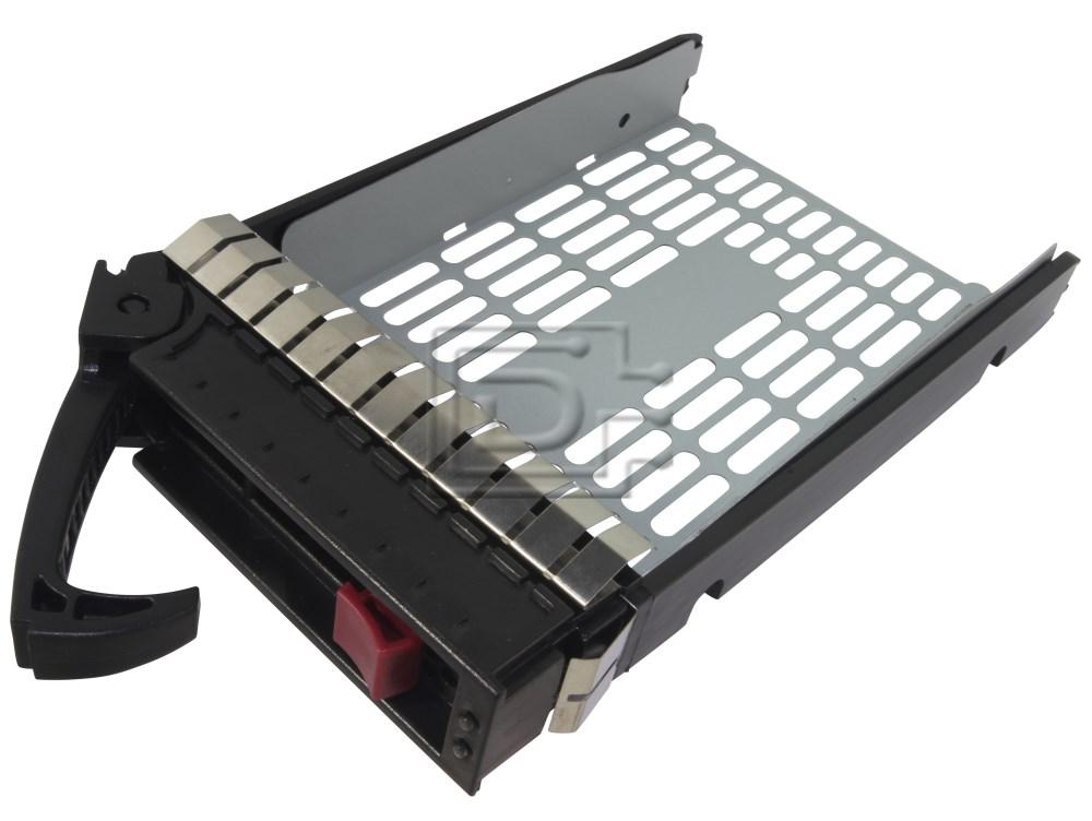 HEWLETT PACKARD 373211-001 HP / Compaq Proliant Hard Drive Tray / Caddy image 2