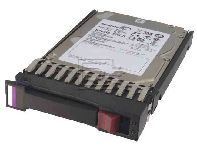 HP Compatible 581286-B21 581311-001 SAS / Serial Attached SCSI Hard Drive image 1