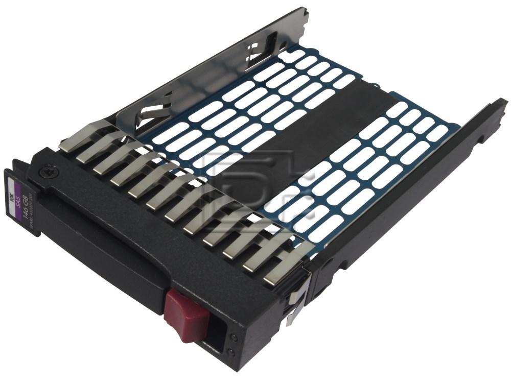 HEWLETT PACKARD 378343-002 HP / Compaq Proliant Hard Drive Tray / Caddy image 1
