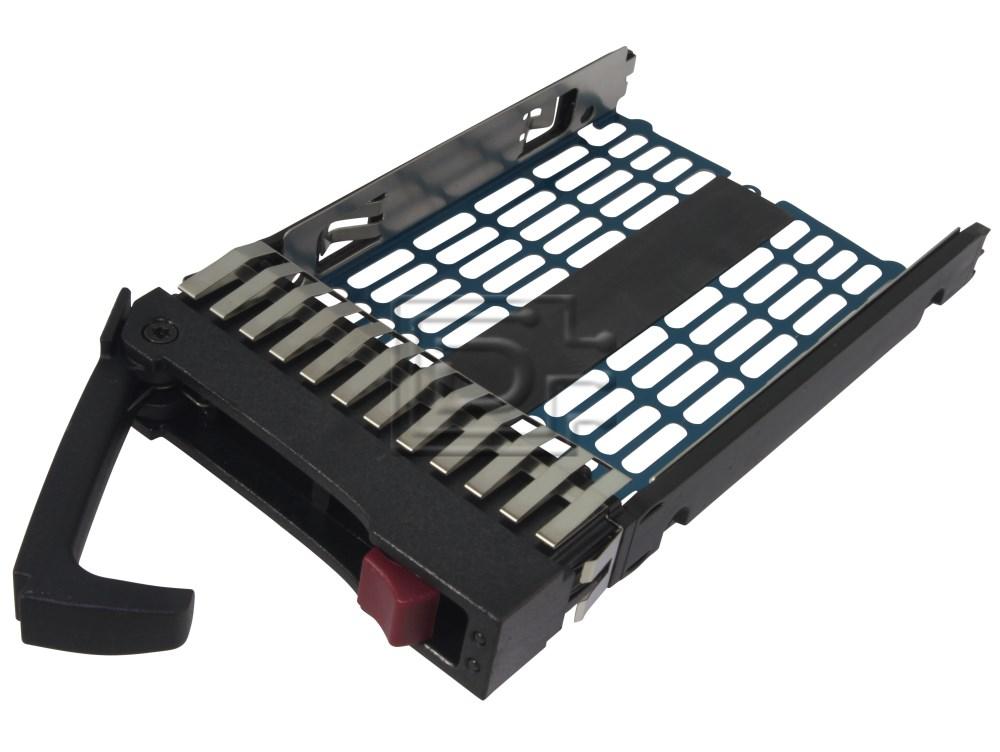 HEWLETT PACKARD 378343-002 HP / Compaq Proliant Hard Drive Tray / Caddy image 2