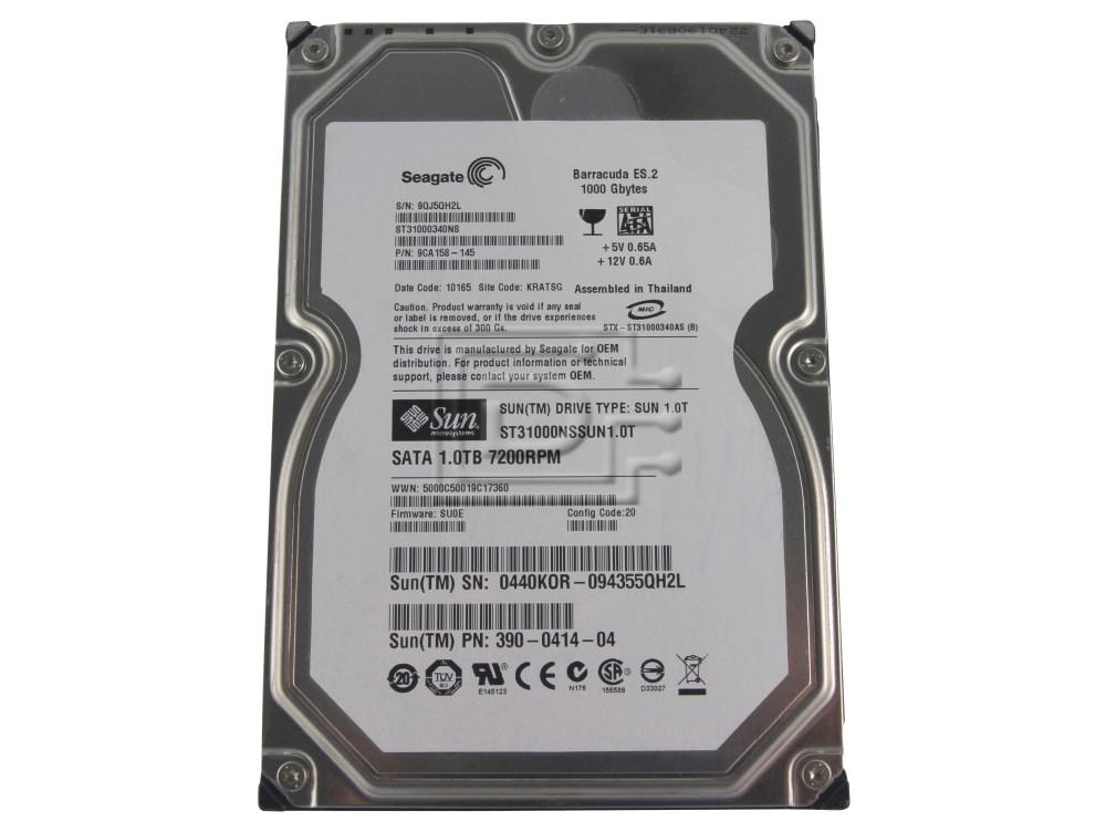 """DELL 0J317F Western Digital 1TB WD1002FBYS WD RE3 1000GB 3.5/"""" HDD Drive  50XV4"""