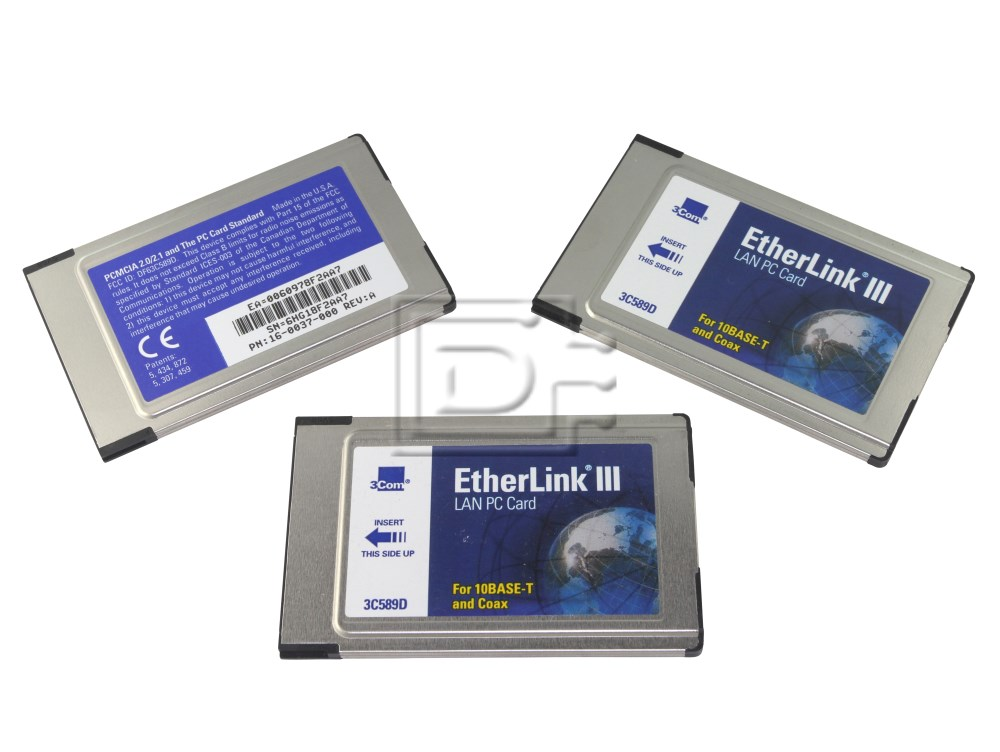 3COM ETHERLINK III PCMCIA DRIVER FOR PC