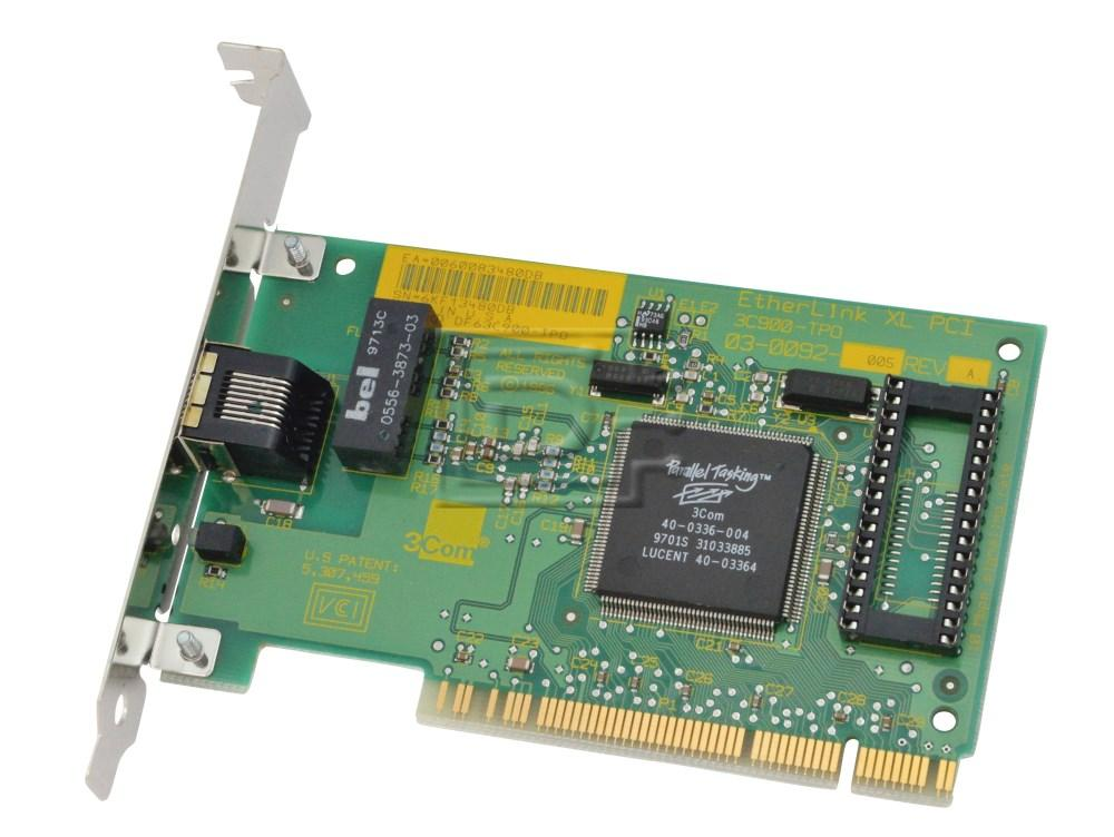 3COM ethernet Descargar Controlador