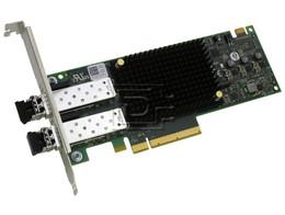 Dell 403-BBLU LPE31002-M6-D RXNT1 0RXNT1 403-BBMF GVF0M 0GVF0M Fibre Channel Host Bus Adapter