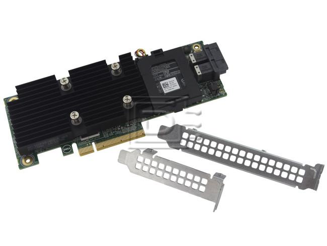 Dell 405-AADX PERC H730 44GNF / PKTKX Internal PCIe Adapter SAS / SATA Raid  Controller