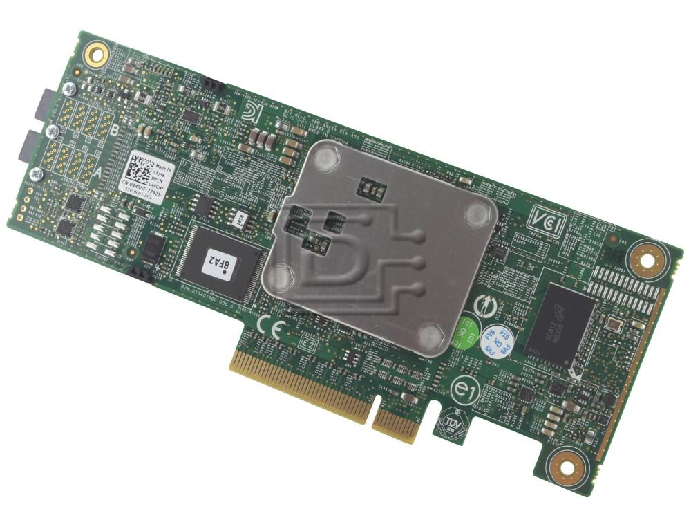 Dell PERC H730P X4TTX Internal PCIe Adapter SAS / SATA Raid Controller with  2GB Cache