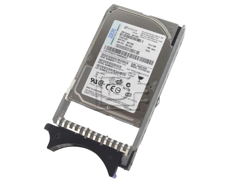 IBM 40K1023 90P1305 SCSI Hard Drive image 1