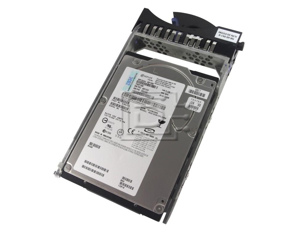IBM 40K1024 90P1306 SCSI Hard Drive image 1