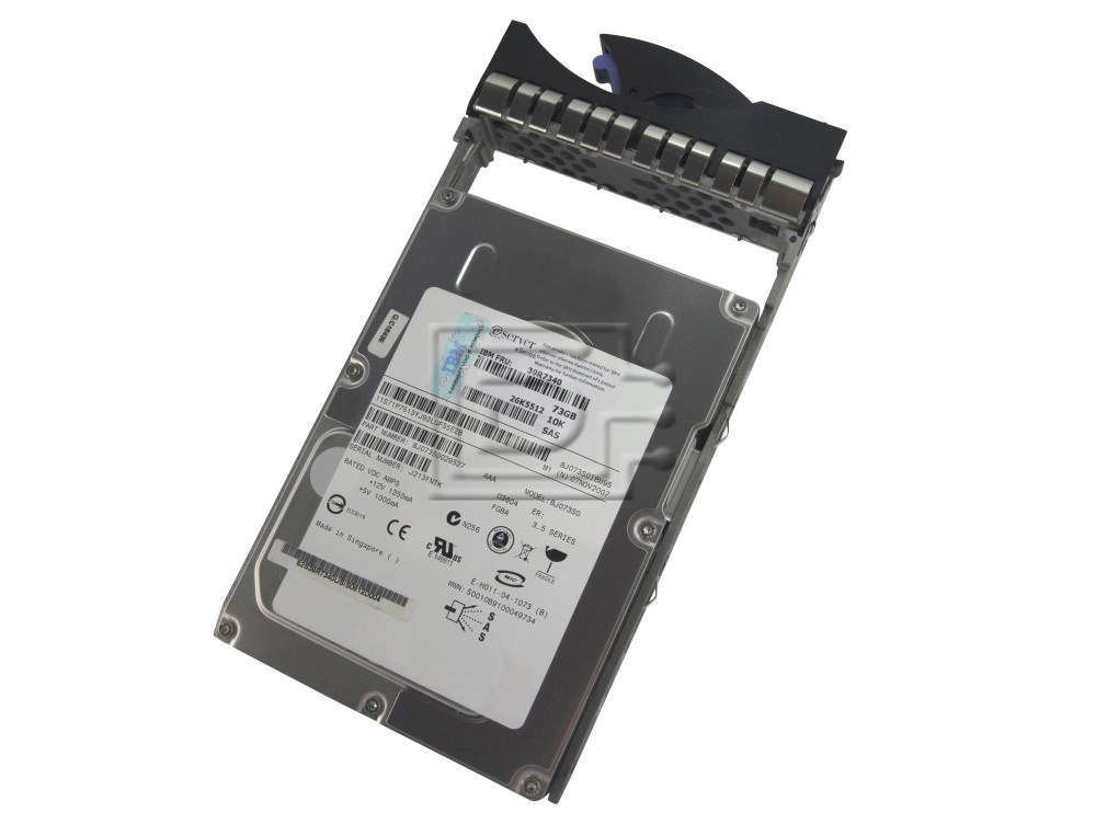 IBM 40K1039 SAS Hard Drives image 1