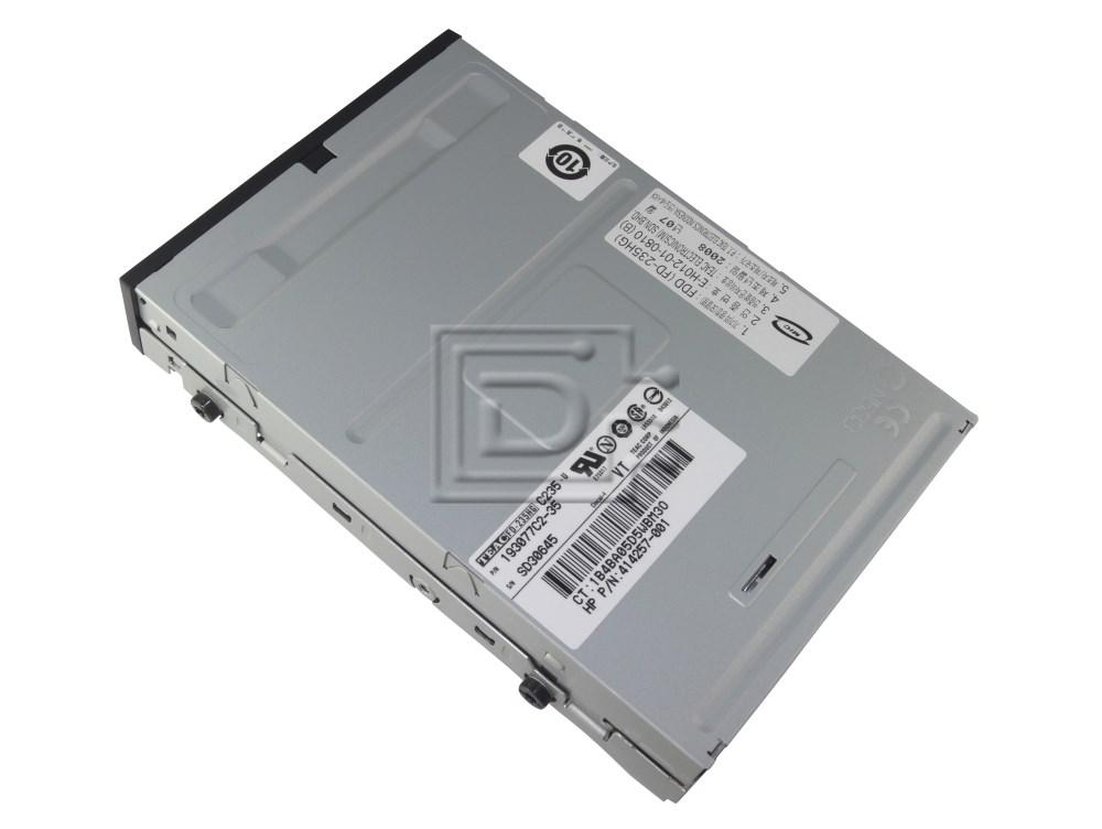 HEWLETT PACKARD 414257-001 1.44 Floppy Disk Drive image 1