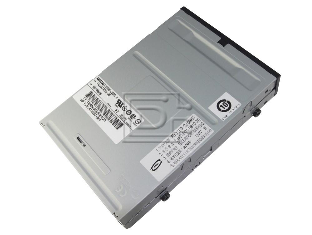 HEWLETT PACKARD 414257-001 1.44 Floppy Disk Drive image 2