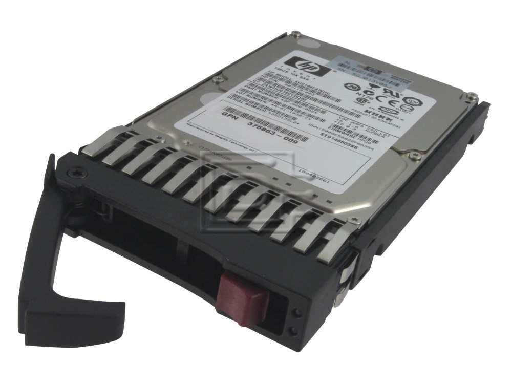 HEWLETT PACKARD 418367-B21 B000VS6TB0 DG146BB976 418399-001 D146BB976 431065-003 DG0146FAMWL 432320-001 HP SAS Hard Drives image 3