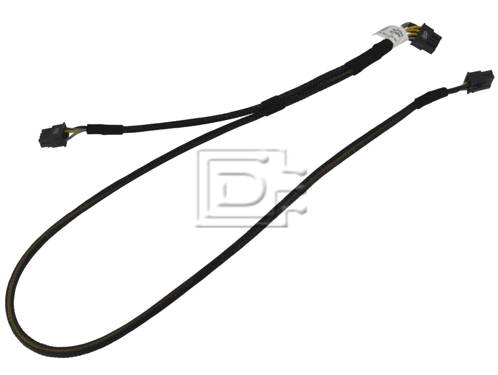 Dell 42Y6C 042Y6C Backplane motherboard power cable assembly image 1