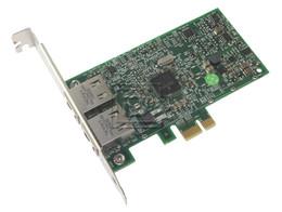 Dell 430-4408 0FCGN 5J77Y 430-4423 540-BBGW Dual Port Gigabit Ethernet Adapter / NIC