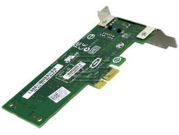 Dell 430-5088 VX9M4 C71KJ 0C71KJ Dual Port Gigabit Ethernet Adapter / NIC