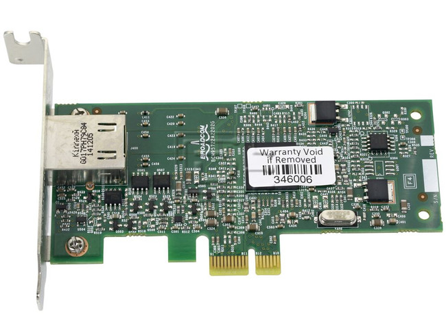 Dell 430-5088 / VX9M4 / C71KJ Broadcom 5722 PCIe Low Profile LAN card