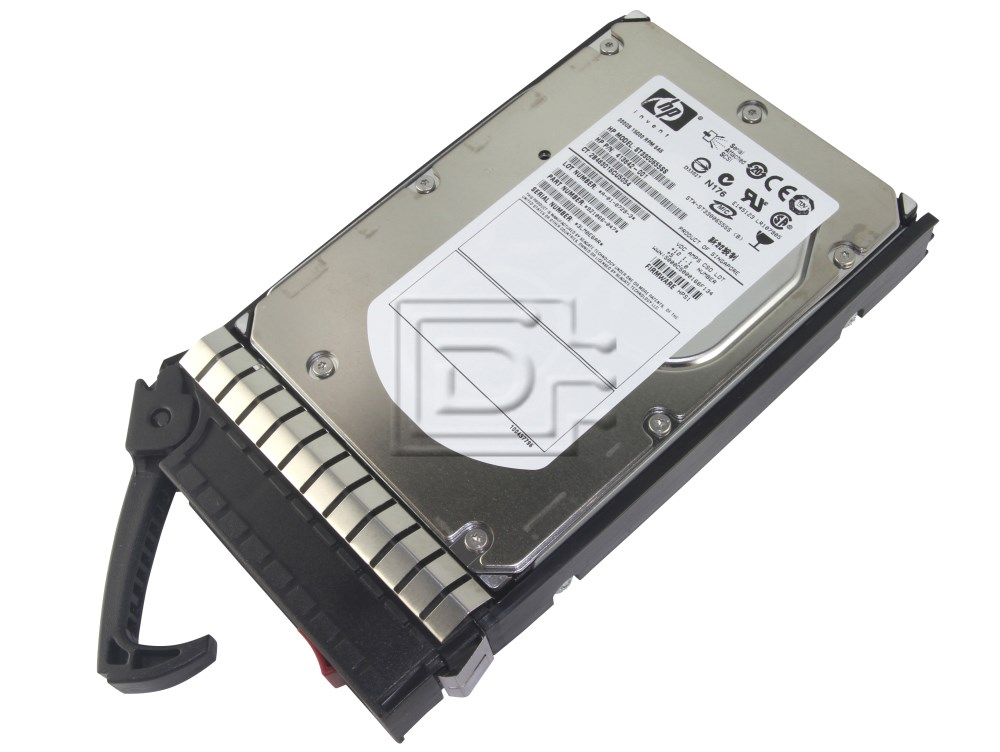 HEWLETT PACKARD 431944-B21 431944-B22 432146-001 SAS Hard Drives image 2