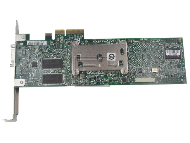 HEWLETT PACKARD 435216-001 EX830AA SAS / Serial Attached SCSI RAID Controller Card image 2