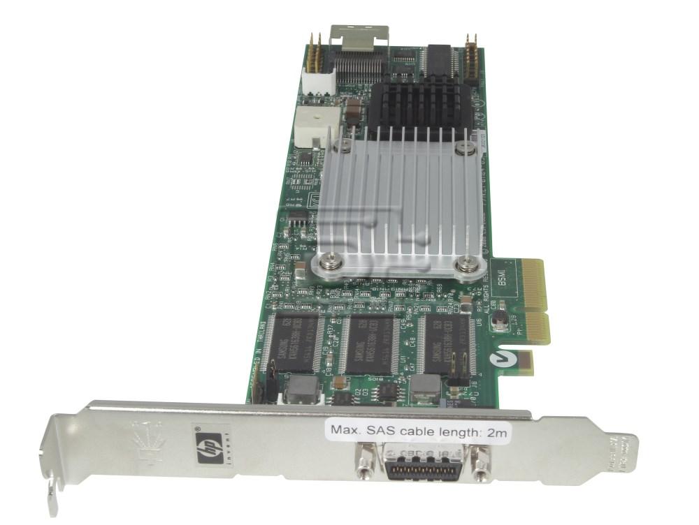 HEWLETT PACKARD 435216-001 EX830AA SAS / Serial Attached SCSI RAID Controller Card image 3