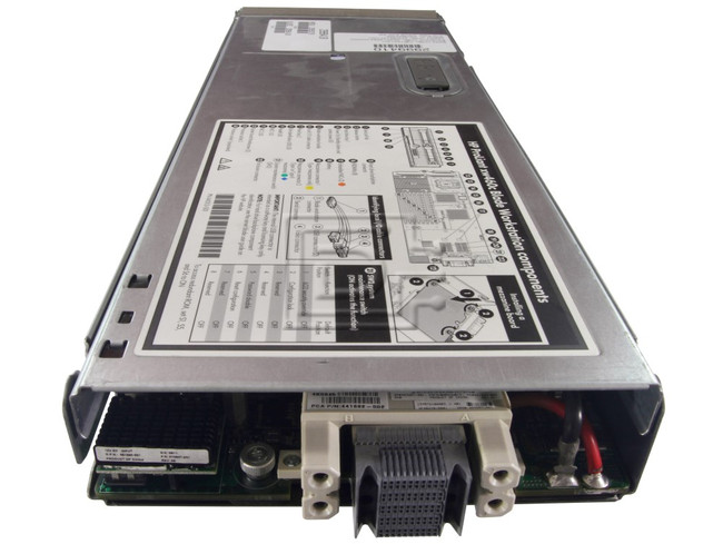 Hewlett Packard 442824-B21 xw460c Blade Workstation - Refurbished