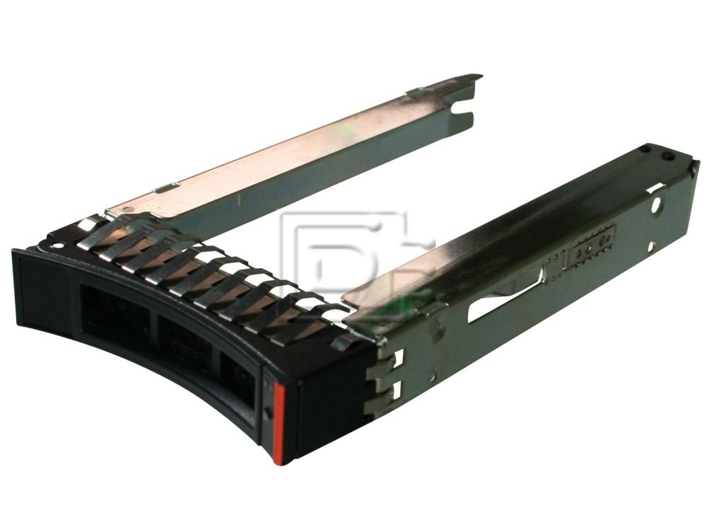 "IBM 44T2216 44T2216 2.5"" SAS SATA Hard Drive Tray image 1"