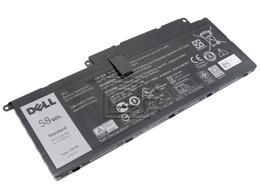 Dell 451-BBEO F7HVR 0F7HVR T2T3J 0T2T3J 451-BBLJ 62VNH 062VNH Inspiron Laptop Battery