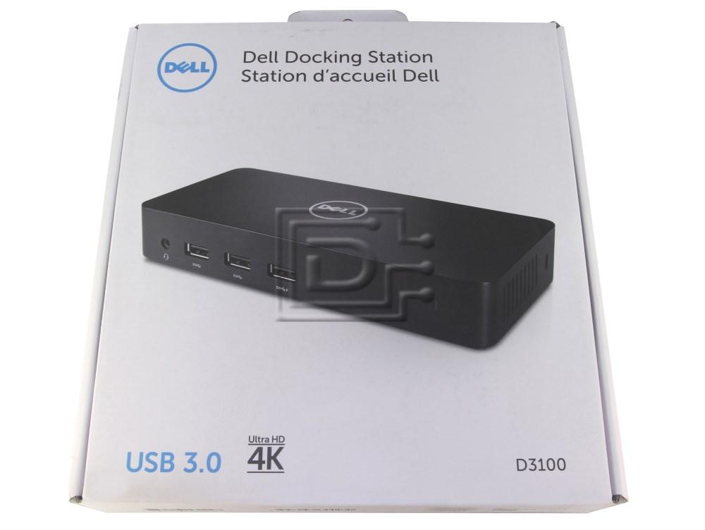 Dell 452-BBPG 5M48M 05M48M D3100 0R6WD9 R6WD9 Dell Docking Station image