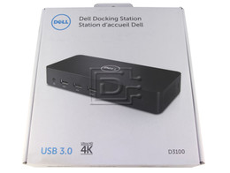 Dell 452-BBPG 5M48M 05M48M D3100 0R6WD9 R6WD9 Dell Docking Station