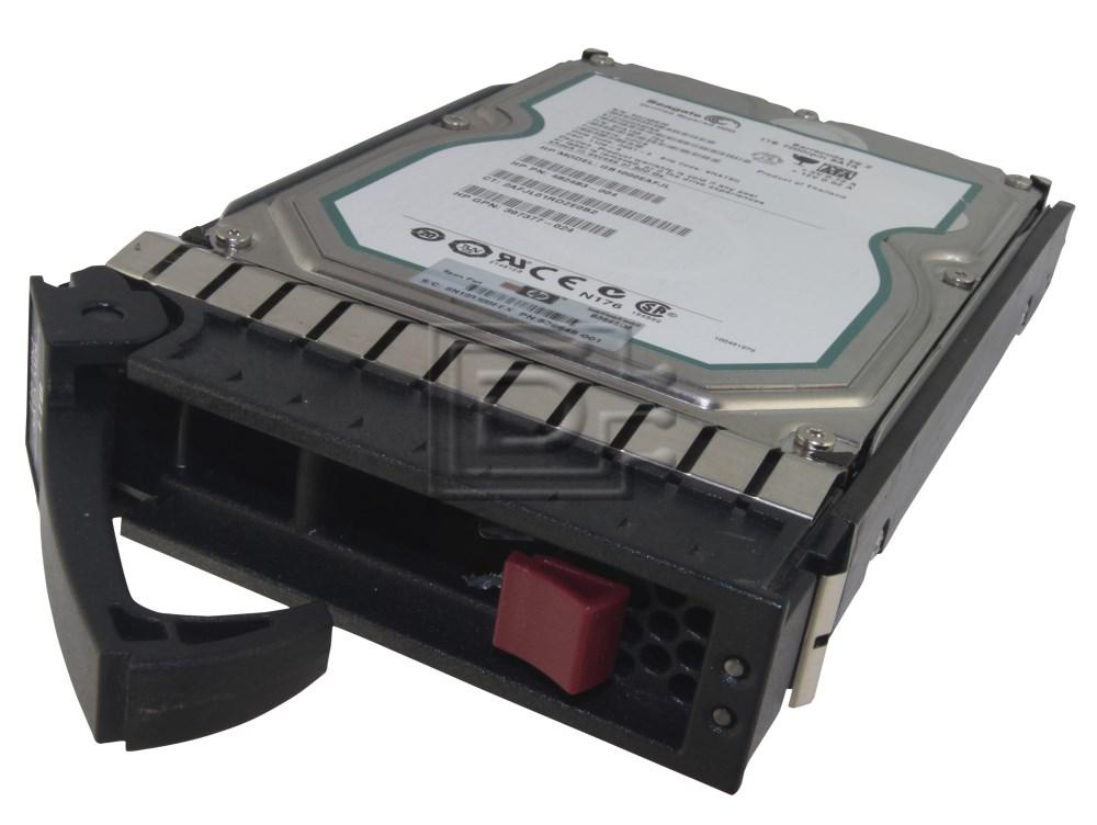 HEWLETT PACKARD 454146-B21 MB1000EAMZE 507631-002 397377-024 9JW154-280 482483-004 454273-001 536648-001 SATA Hard Drive image 2
