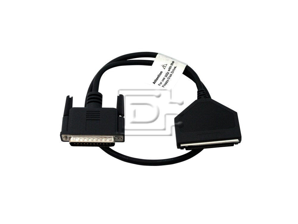 Dell 45647 96630 Floppy-Disk Parallel Cable image 1