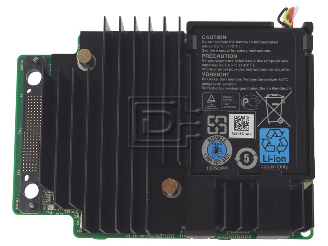 Dell 463-0704 PERC H730P Integrated Mini Mono / 7H4CN 2GB SAS/SATA RAID  Controller