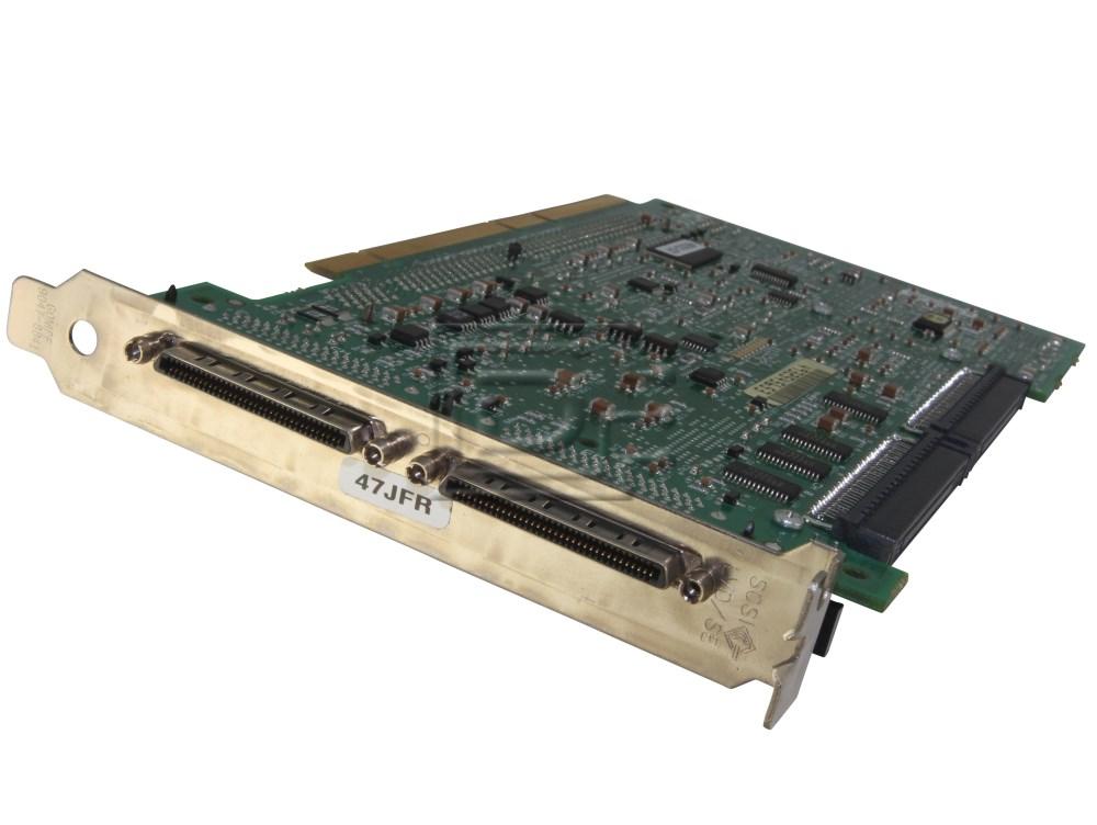 Dell 47JFR SCSI RAID Controller Card image 3