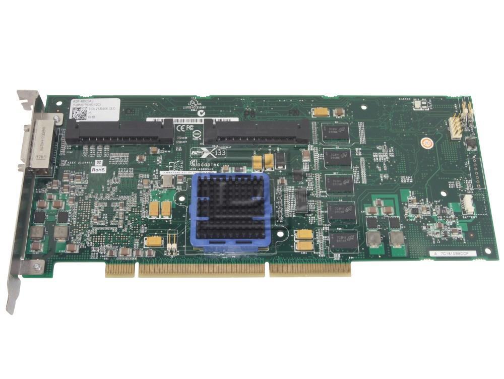 ADAPTEC 4800SAS 2183100-R SATA RAID Controller image 1