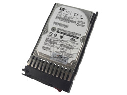 "HEWLETT PACKARD 512547-B21 512744-001 SAS 2.5"" HDD 146GB SFF"