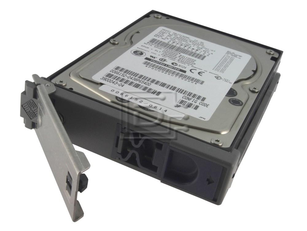 SUN MICROSYSTEMS 540-4178 390-0043 X5238A SCSI hard drive image 3