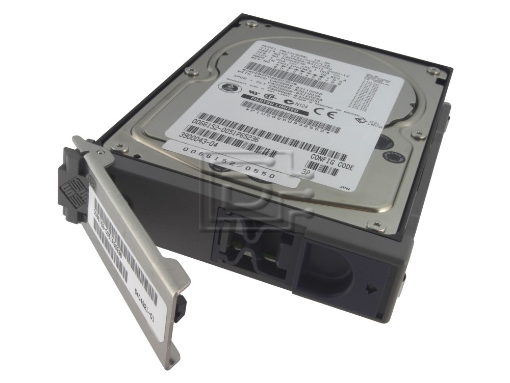 SUN MICROSYSTEMS 540-4921 390-0043 SCSI hard drive image 4