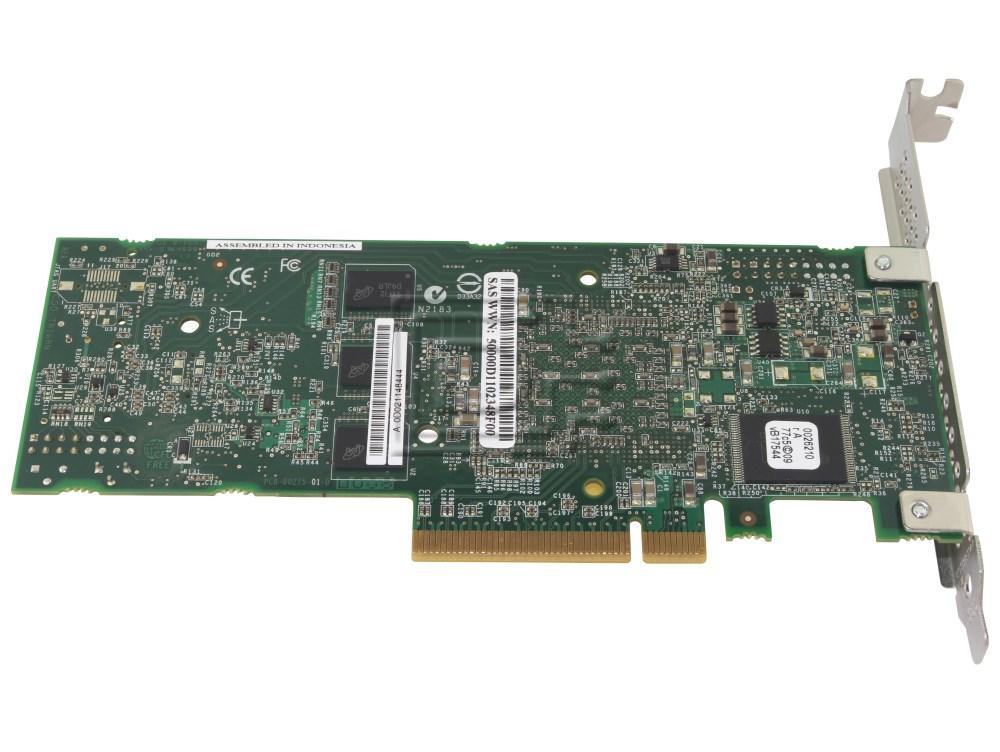 Adaptec ASR-5405Z 512MB PCIE SAS//SATA Low Profile RAID Controller Card 2266800-R